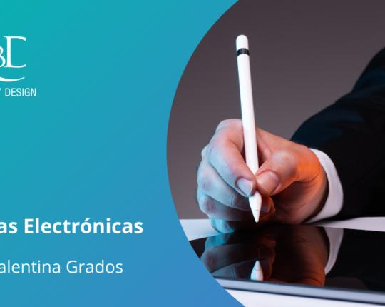 Firmas Electrónicas Pt. 2