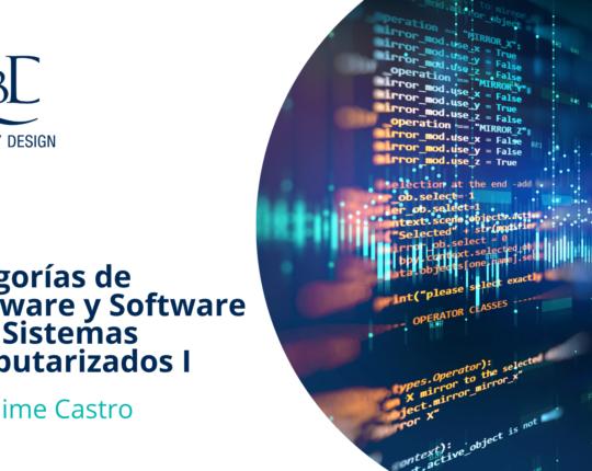 Categorías de Hardware y Software para Sistemas Computarizados l