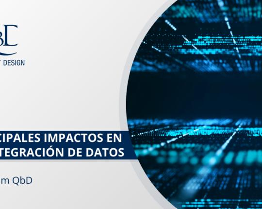 Principales Impactos en la integridad de datos