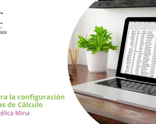 Tips para la configuración de Hojas de Cálculo